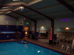Looking across the Clothing Optional Pool Area