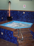 One of our two hot tubs
