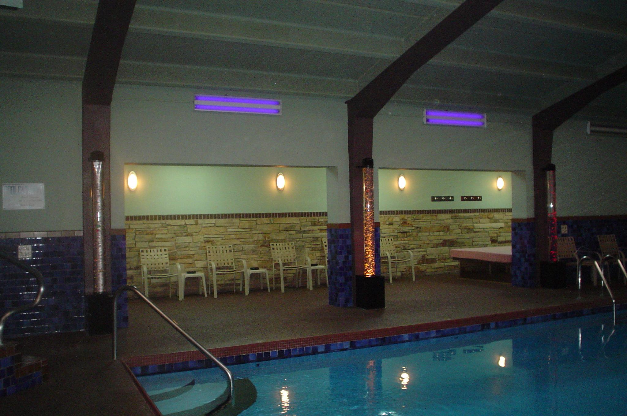 Mon Chalet Resort Facilities Clothing Optional Swimming Pool Dsc00732